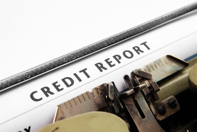 Credit report makeover
